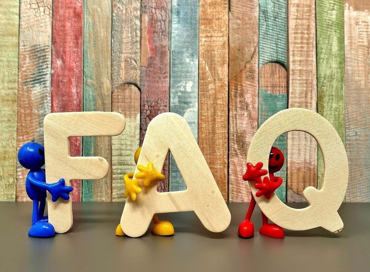 frequently asked questions on common blogging mistakes