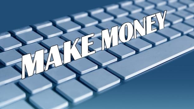 Make Money while blogging